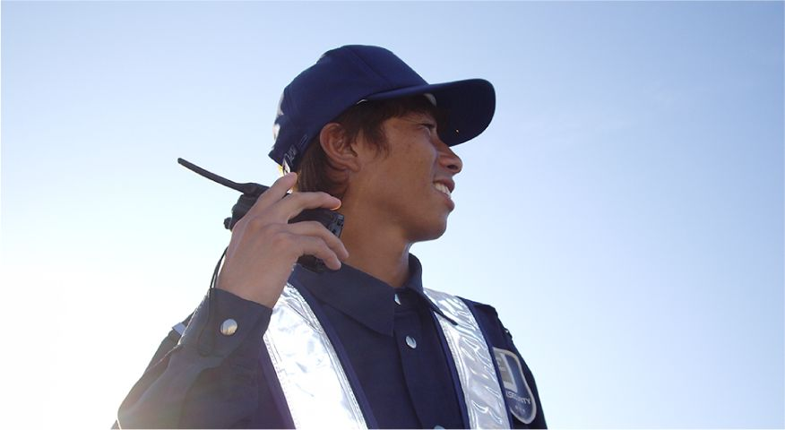 SA(サービスエリア)・PA(パーキングエリア)等施設での警備業務